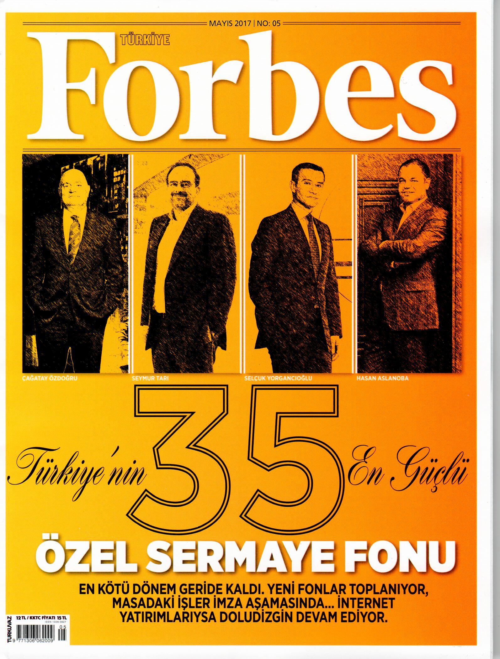 Forbes Türkiye Mayıs Sayısı
