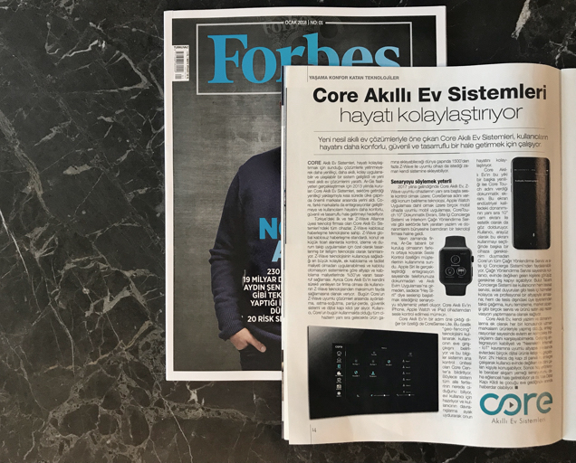 Forbes Türkiye Ocak Sayısı