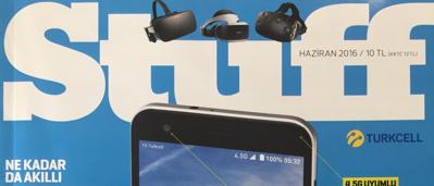 Stuff Dergisi – Akıllı Ev Dosyası